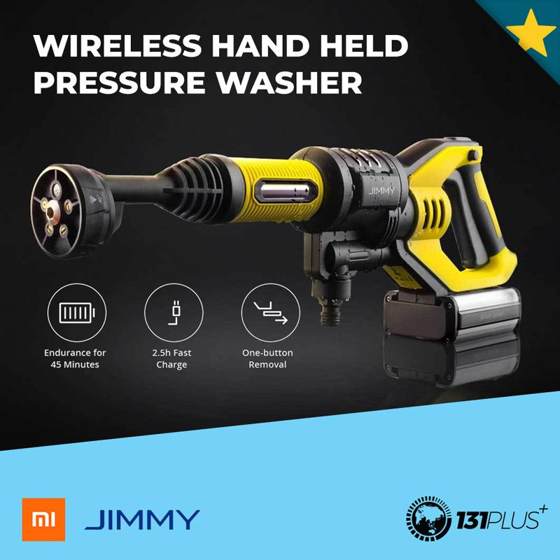 Xiaomi Jimmy Cordless Handheld Pressure Washer