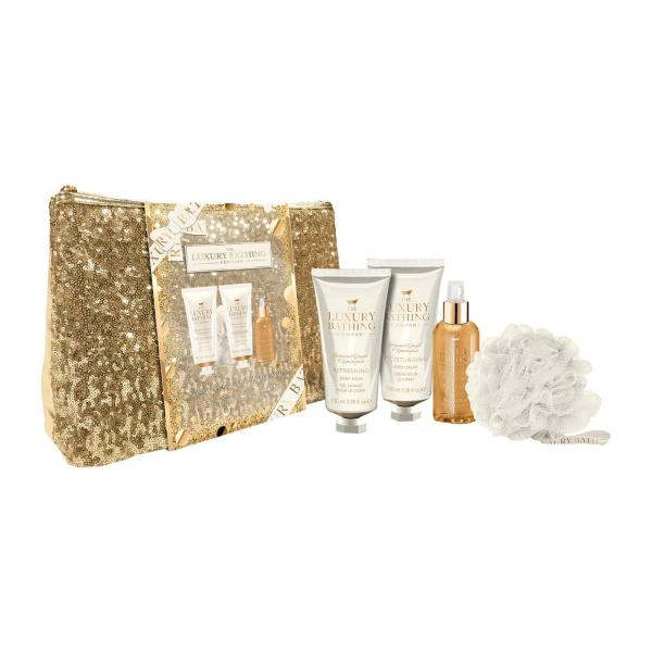 Buy Grace Cole Bergamot Ginger and Lemongrass - All That Shimmers Giftset Singapore