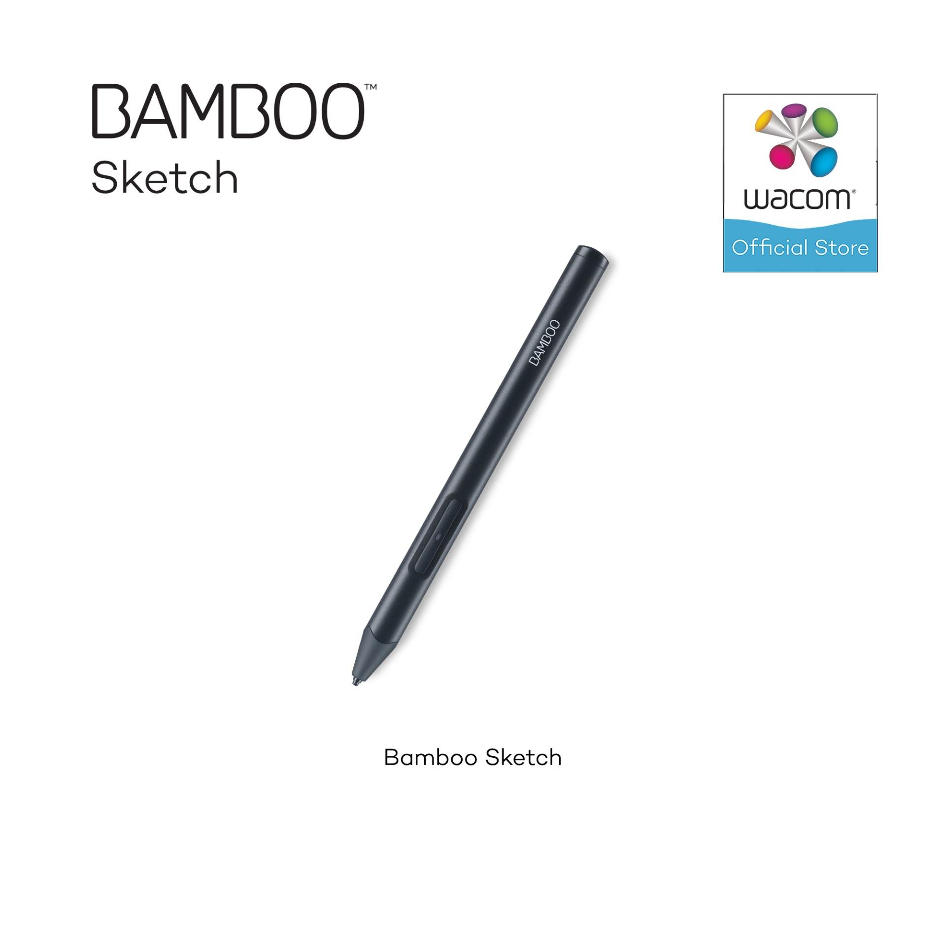 Bamboo Sketch Wacom Stylus (cs-610p) Optimized For Iphone Ipad By Wacom Official Store.