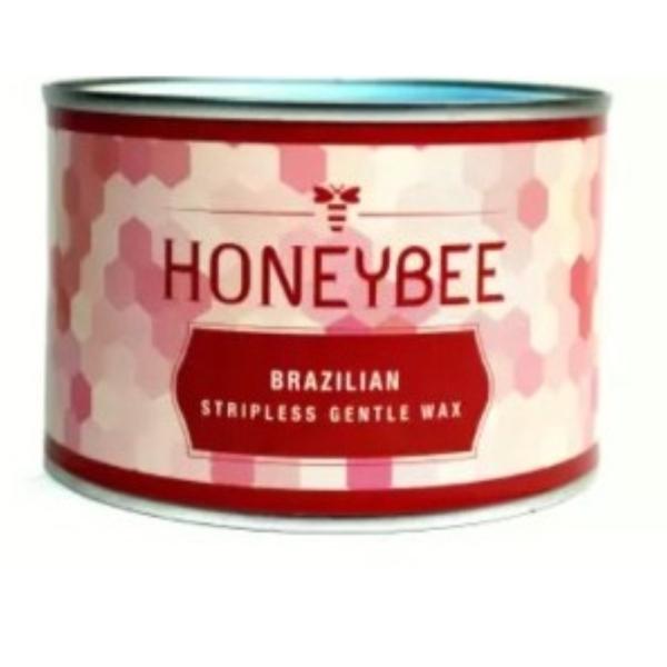 Buy Honey Bee Brazilian Stripless Hard Wax, 300g Singapore