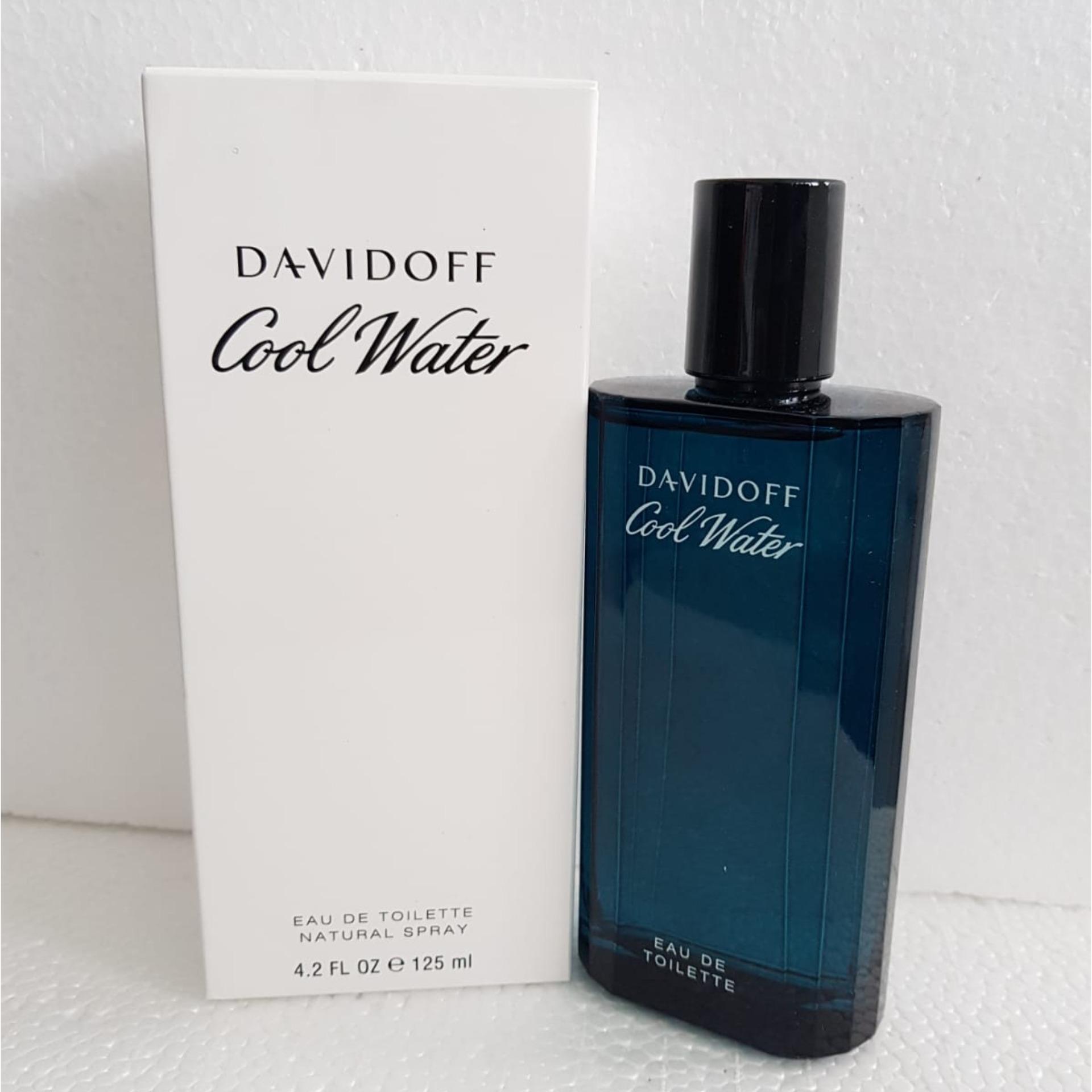 8e7e1689c9592 Davidoff Cool Water for Men (Tester Packaging) Edt 125ml