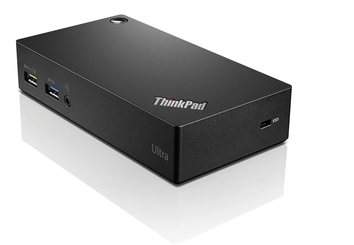 Lenovo ThinkPad X1 Carbon USB 3.0 Ultra Dock 4K UHD New in box,One Dock for Every Need-Leinfotech