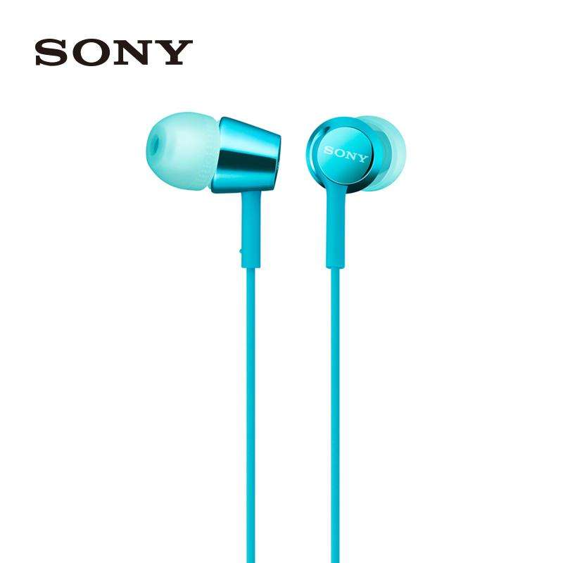 Sony/Sony MDR-EX155AP In-ear High Quality Game Headphones GirlS Universal Handphone K Song Headsets