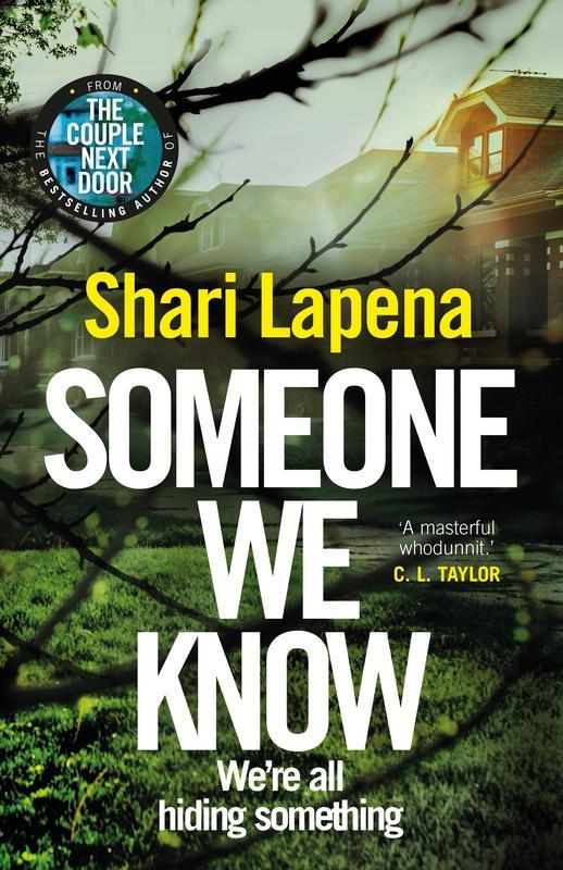 Someone We Know by Lapena  Shari