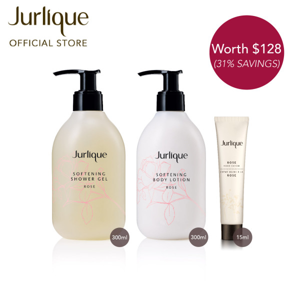 Buy Jurlique Indulgent Rose Body Care Set Singapore