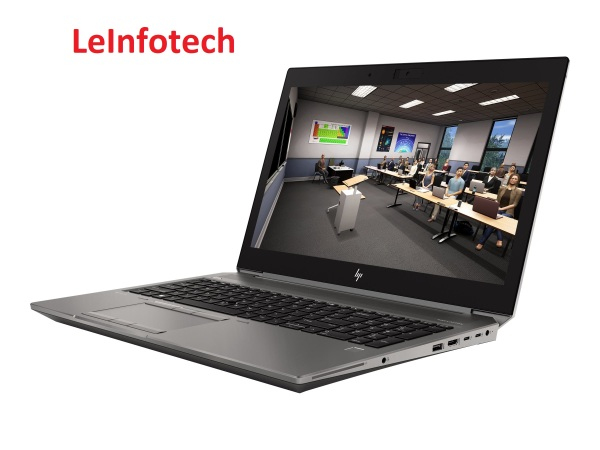 HP Zbook 15 G3 15.6  Intel i7-6500U 2.5Ghz  512GB NVME 16/32/64GB AMD FirePro 4190 2GB Webcam MS Windows 10 Pro Used - Leinfotech