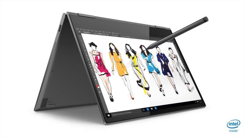 Lenovo Yoga 730 13.3 i5-8265U 8GB Iron Grey (81JR0029SB)