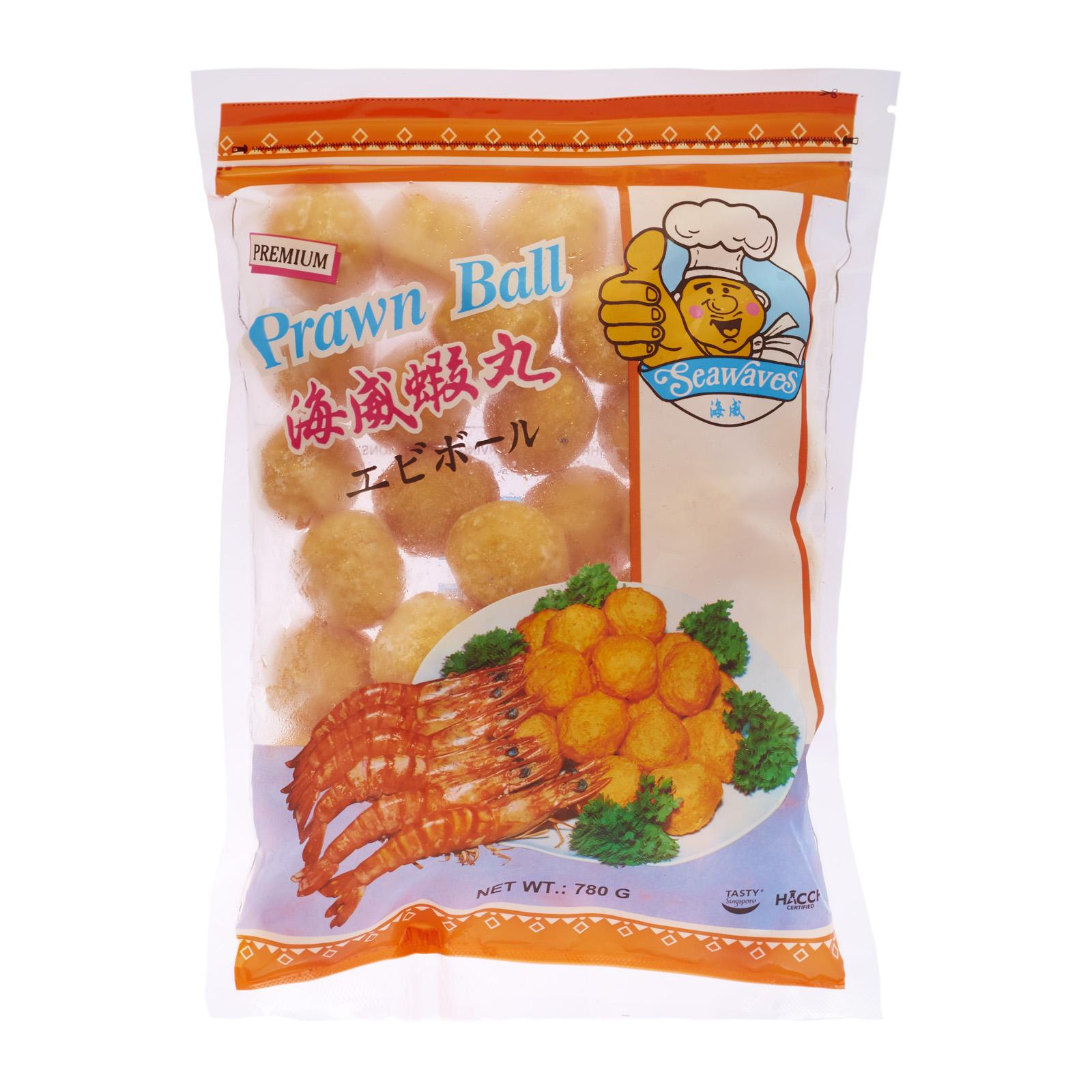 Seawaves Prawn Ball - Frozen By Redmart.