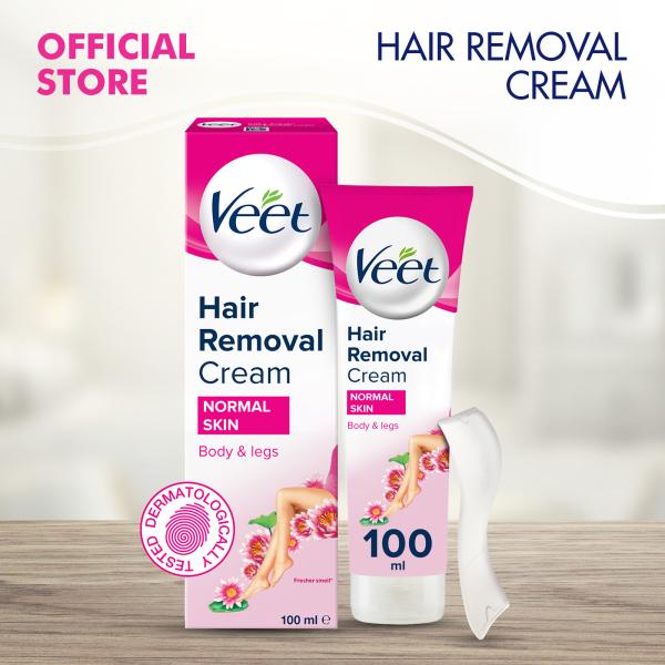 Buy Veet Hair Removal Cream for Normal Skin - 100ml Singapore