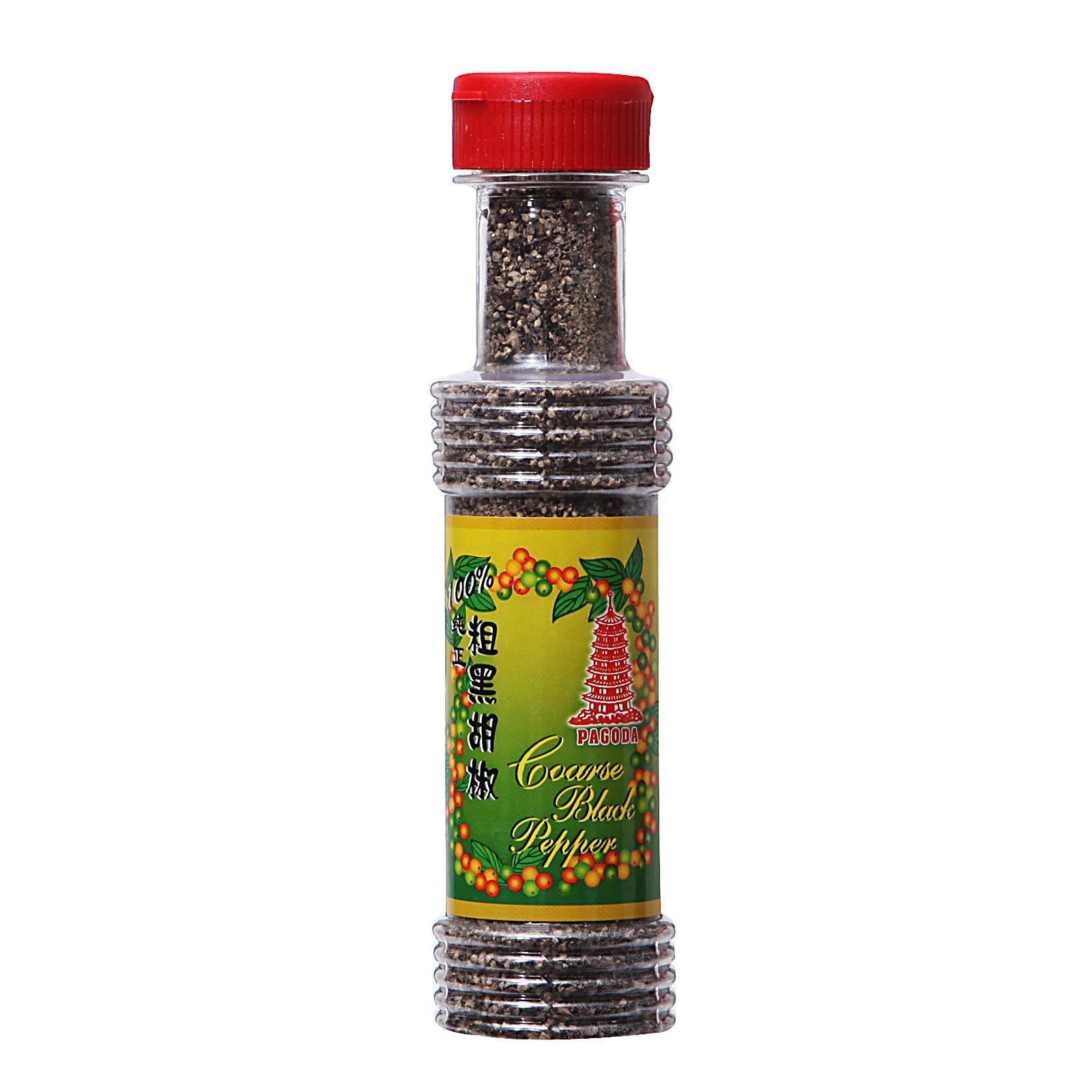 PAGODA BRAND Coarse Black Pepper 80g