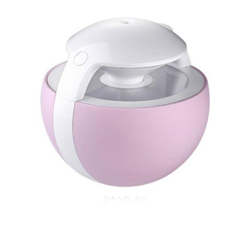 GOFT Colored USB Air Humidifier Essential Oil Diffuser with Colorful LED Light Singapore