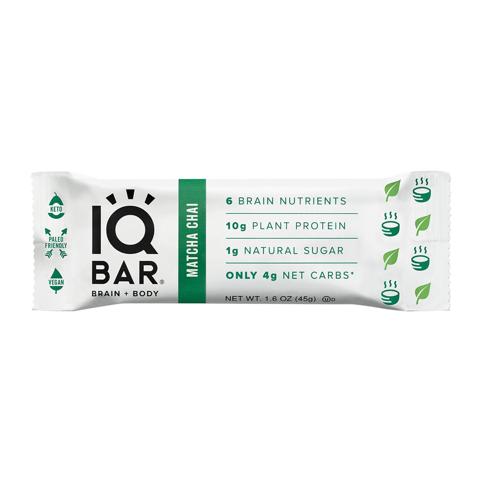 IQ Matcha Chai Bar