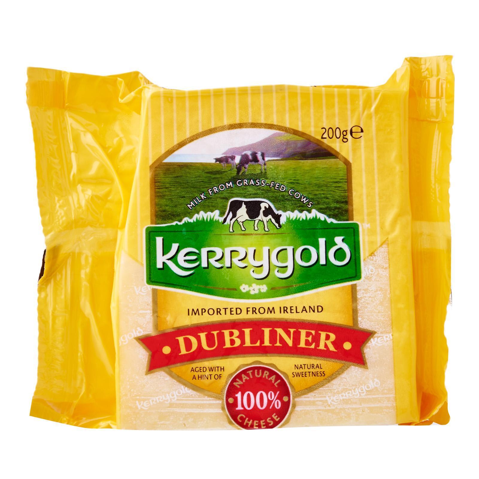 Kerrygold Dubliner Natural Block Cheese