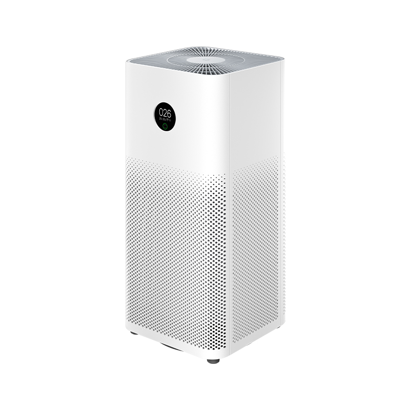 Xiaomi Air Purifier 3H International Model Work In SG Virus Backteria Filtration OLED Display Compatible with Air Conditioner Cooler Pedestal Standing Tower Fan Humidifier Dehumidifier Singapore