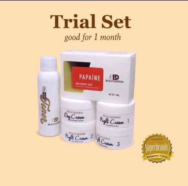 Buy Beautederm Trial Set Singapore