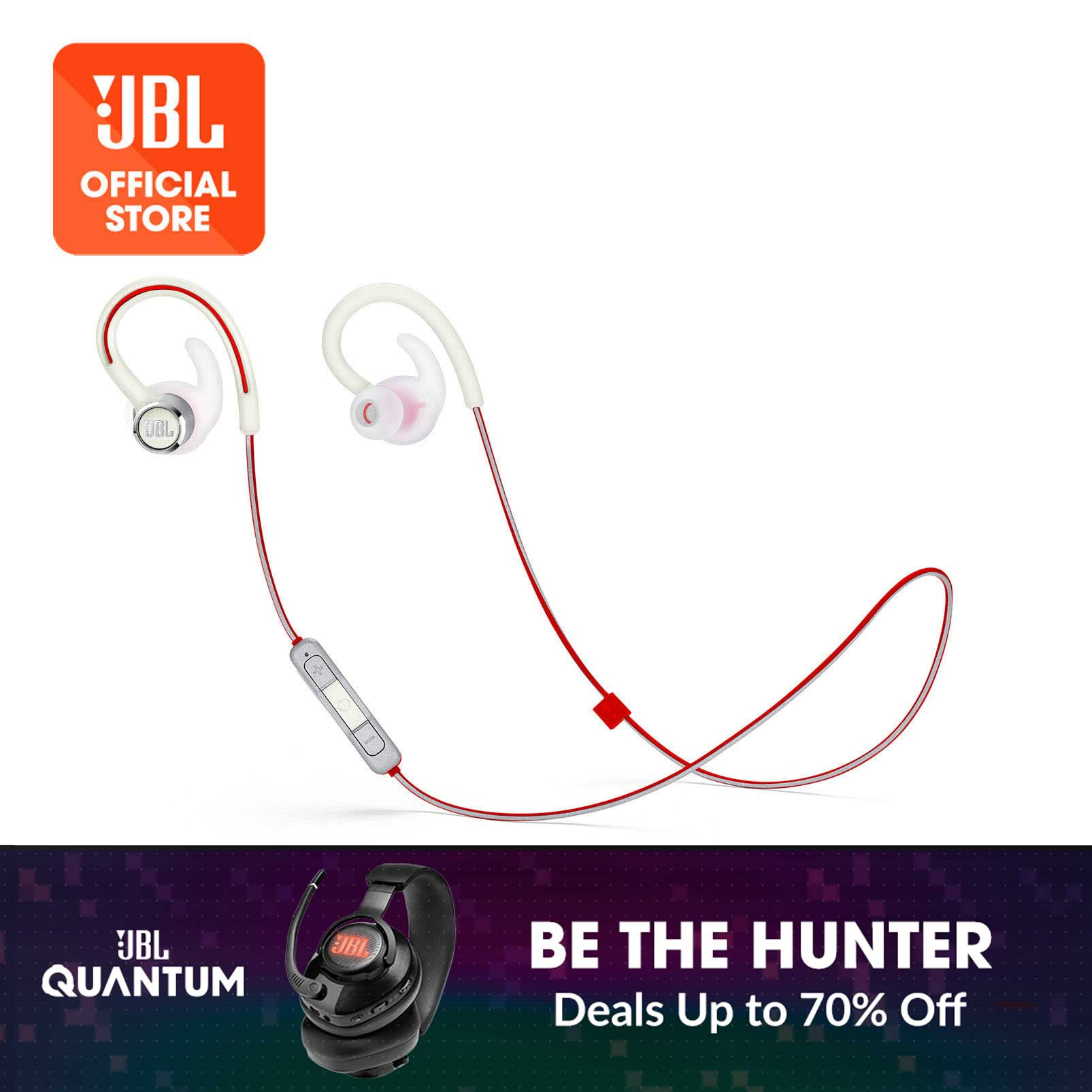 Reflect Contour 2 Secure fit Wireless Sport Headphones