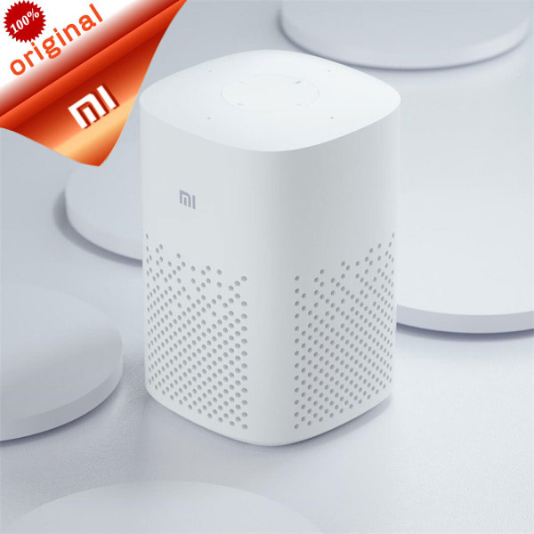 Original Xiaomi XiaoAI Speaker Play HD Stereo Voice Remote Control Bluetooth 4.2 Music Player Mi Speaker For Android iPhone Singapore