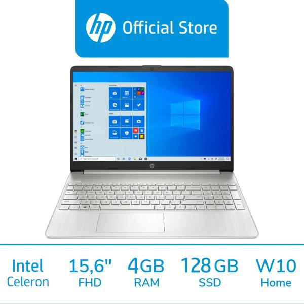 HP Laptop 15s-fq0500TU / Intel® Celeron® Processor N4020/ 4GB RAM / 128GB SSD / 15.6-inch FHD / Win 10 / Intel UHD Graphics / Sleek, Thin, Light & Portable / 1 Year Onsite Warranty / Free Anti Virus / FREE 1 Year Pre-Installed Office 365