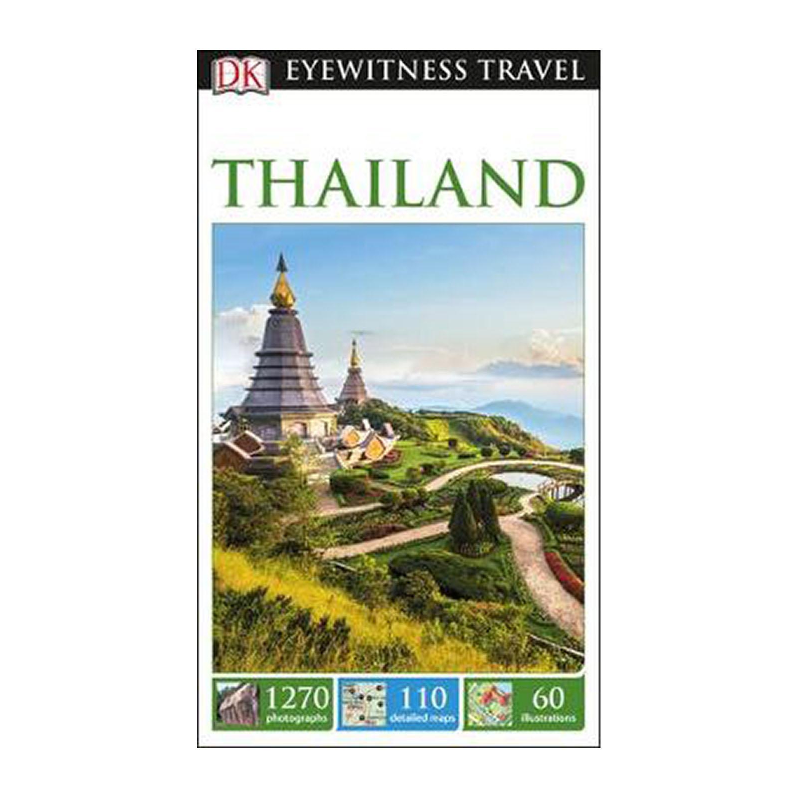 DK Eyewitness Travel Guide Thailand (Paperback)