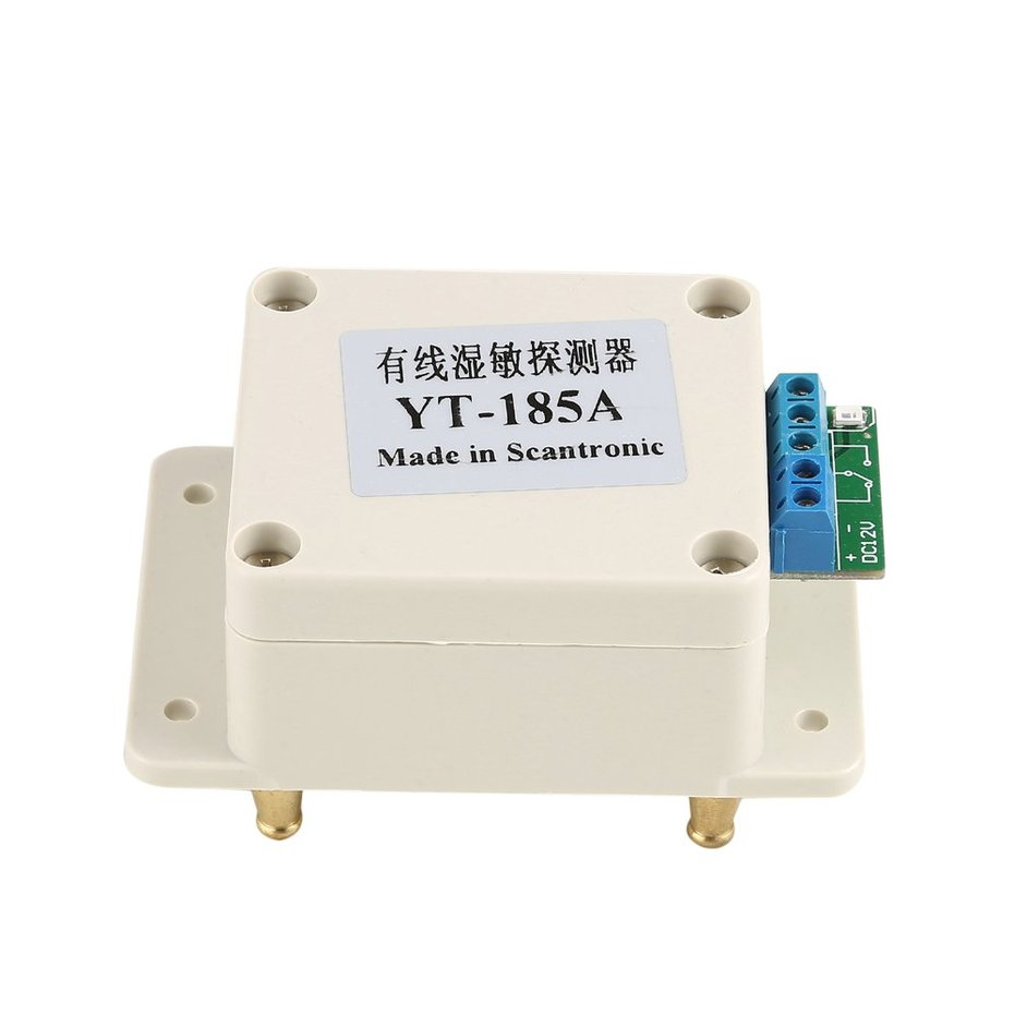 XIN High Sensitive Water Immersion Sensor Water Liquid Overflow Leak Detector Switch Signal Sensor Probe For Alarm System
