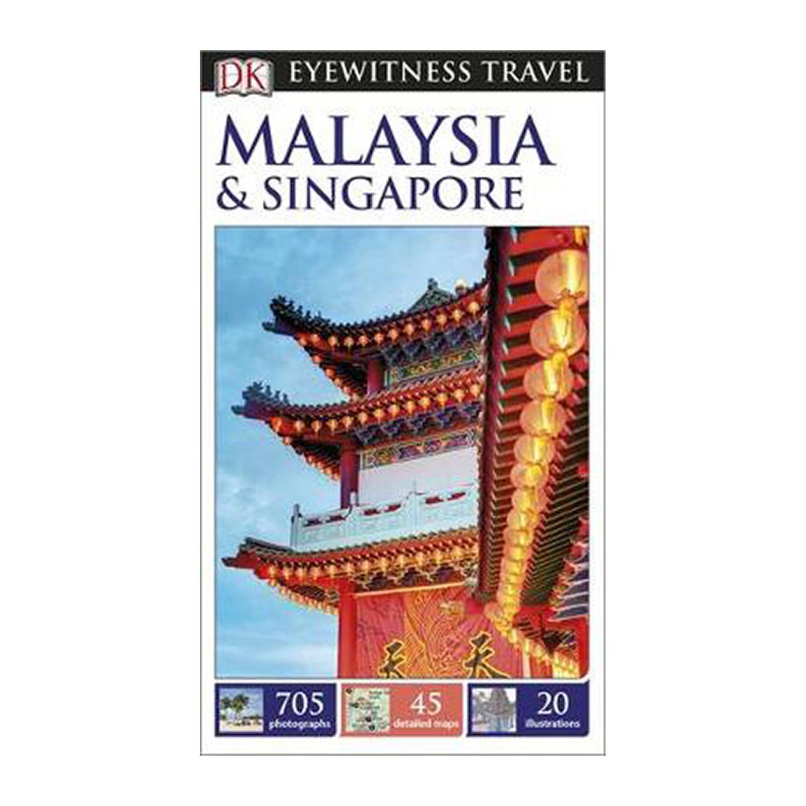 Dk Eyewitness Travel Guide Malaysia And Singapore (Paperback)
