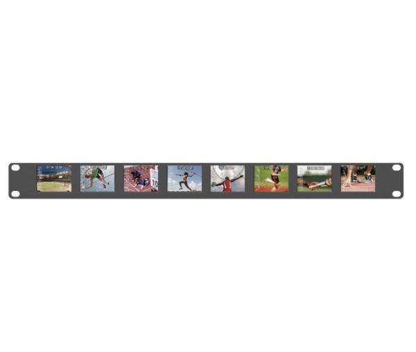 (PRE-ORDER) LILLIPUT RM-0208S --8×2 inch 1RU rackmount monitor