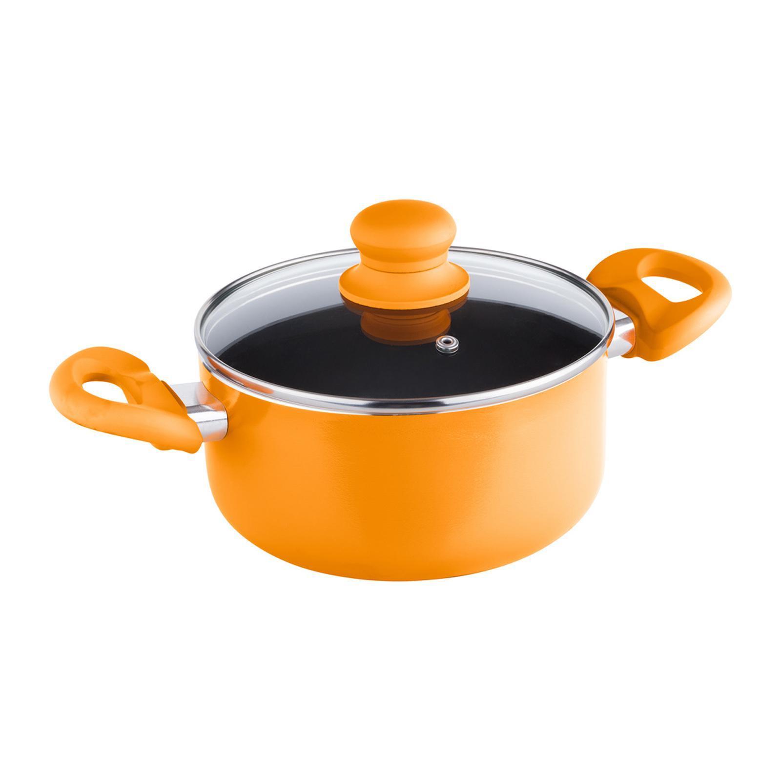 Lamart Casserole Pot 18CM Orange