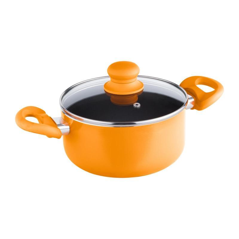 Lamart Casserole Pot 18CM Orange Singapore