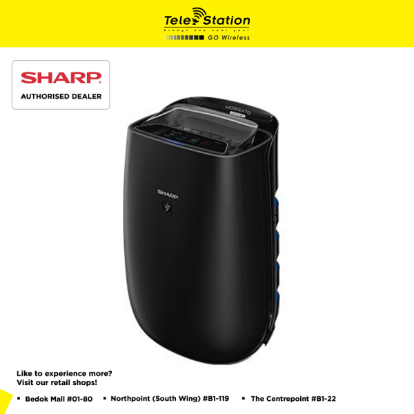 Sharp FP-JM40E-B Singapore