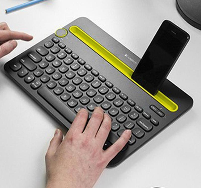 Bluetooth Keyboard, Logitech K480 Wireless Keyboard Singapore