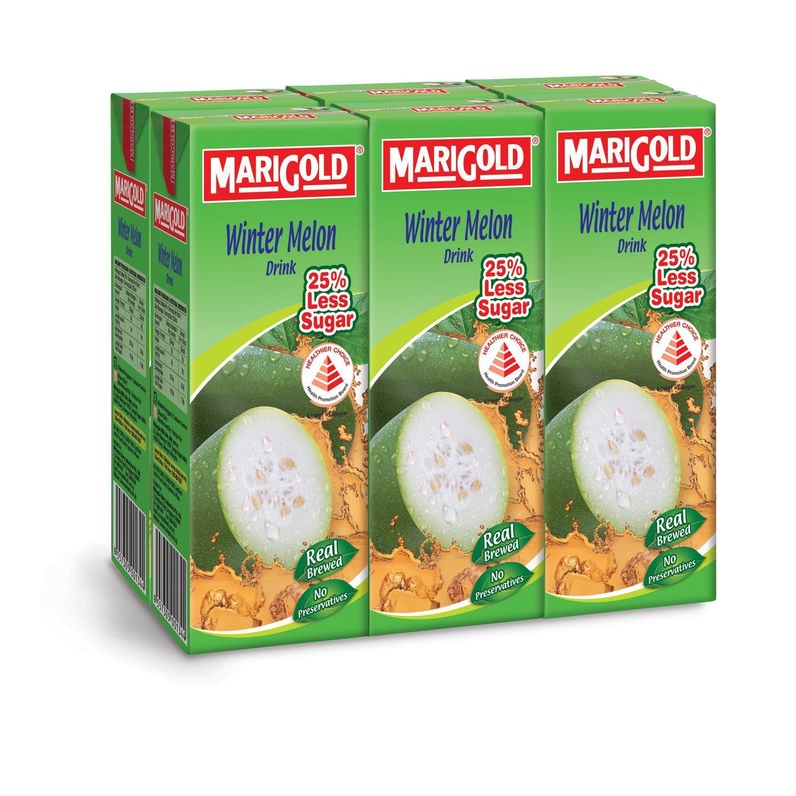 Marigold Winter Melon L/Sweet 6X250ML