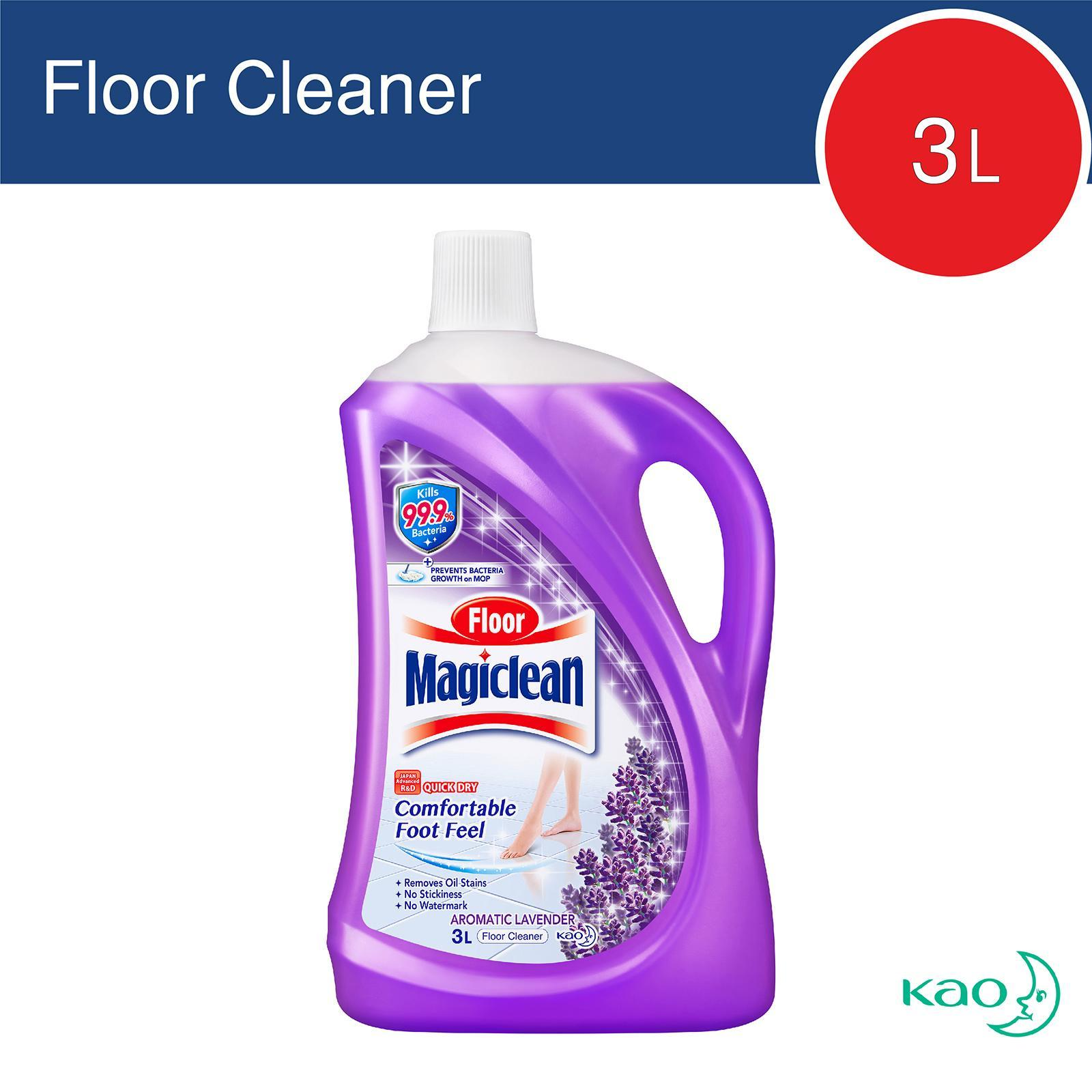 Magiclean Aromatic Lavender Floor Cleaner By Redmart.