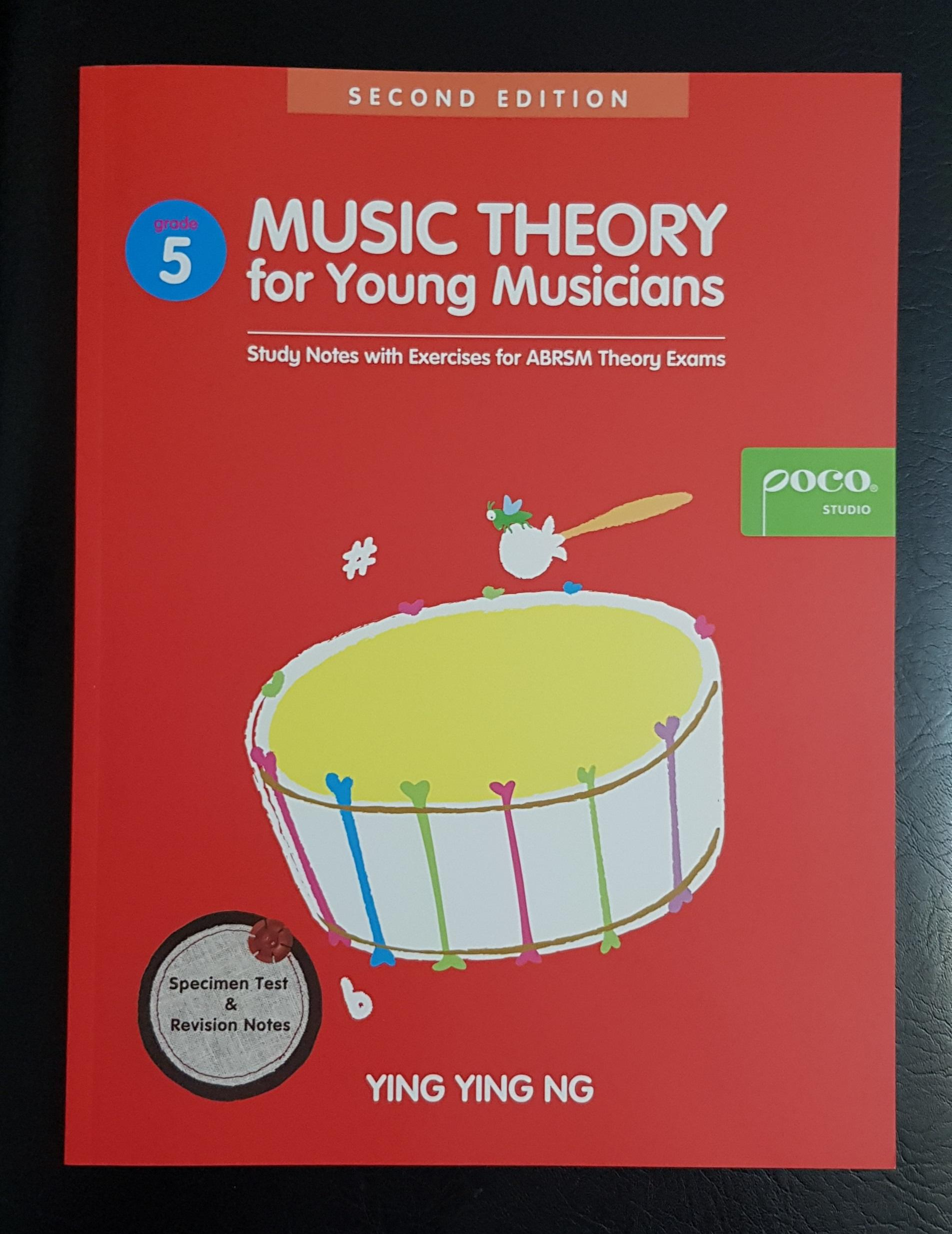 Music Theory for Young Musican - Grade 5