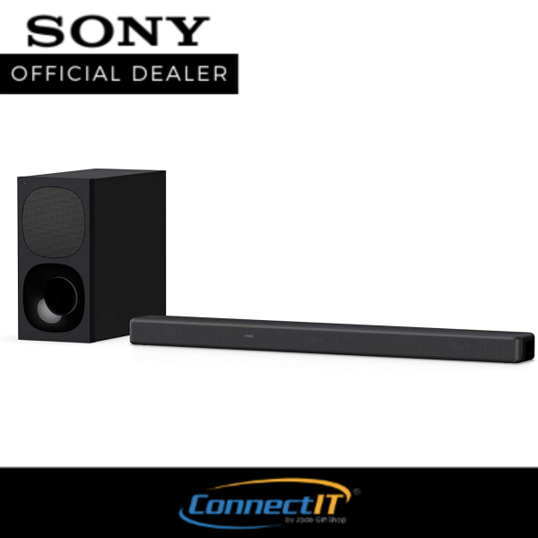 Sony HT-G700 3.1ch Dolby Atmos® / DTS:X™ Soundbar with Bluetooth® technology - Four sound modes for enhanced audio - HDMI ARC/eARC compatible - 4K HRD Support With 1 Year Local Warranty Singapore