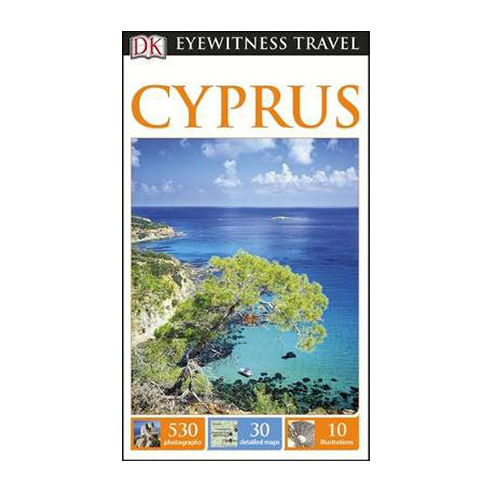 Dk Eyewitness Travel Guide Cyprus (Paperback)