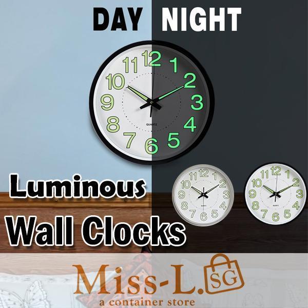 DESIGNER SILENT WALL CLOCK 01