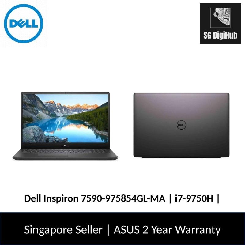 Dell Inspiron 7590-975854GL-MA | i7-9750H | 8GB RAM | 512GB SSD | NVIDIA GTX1650 | 2Y Warranty