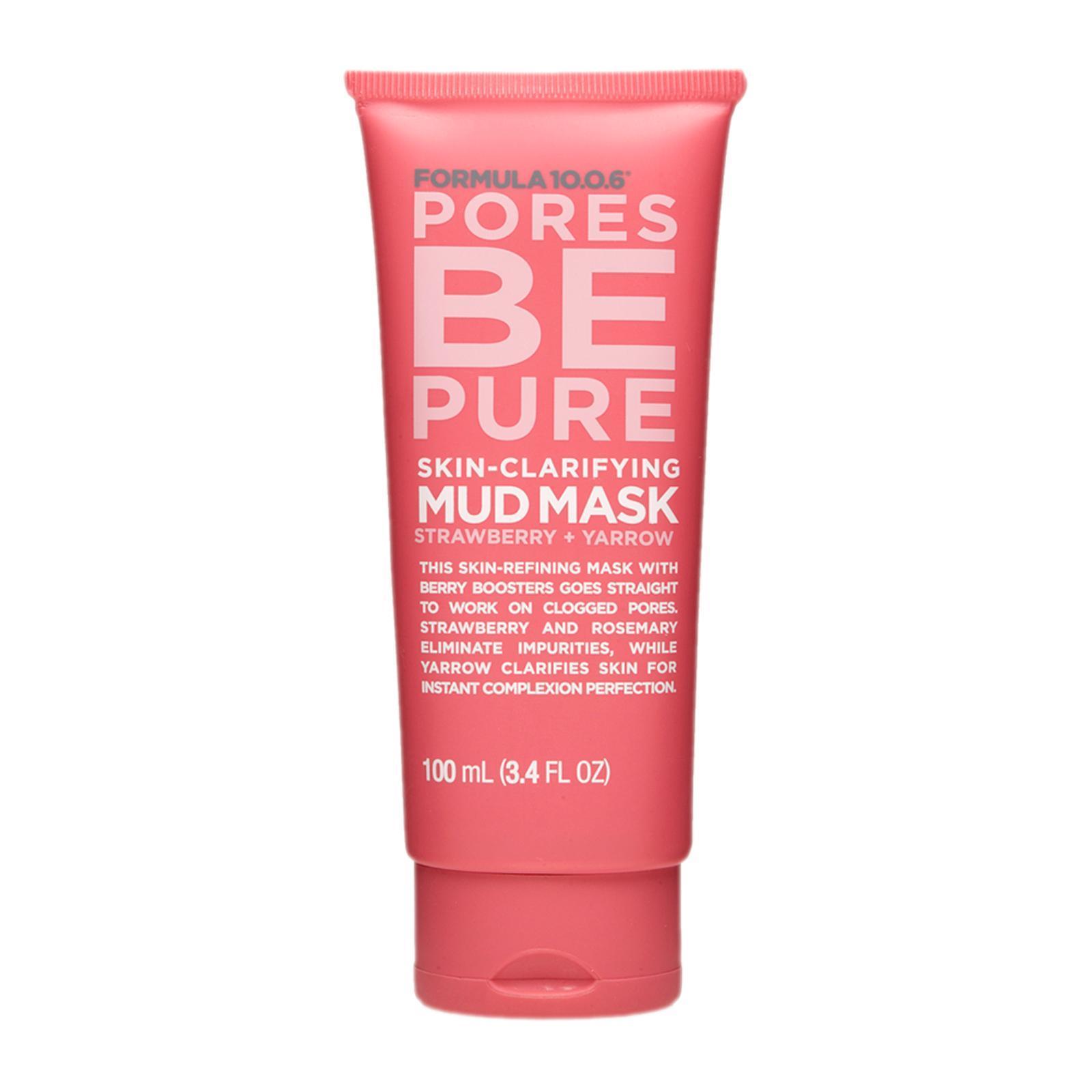 Formula 10.0.6 Pores Be Pure