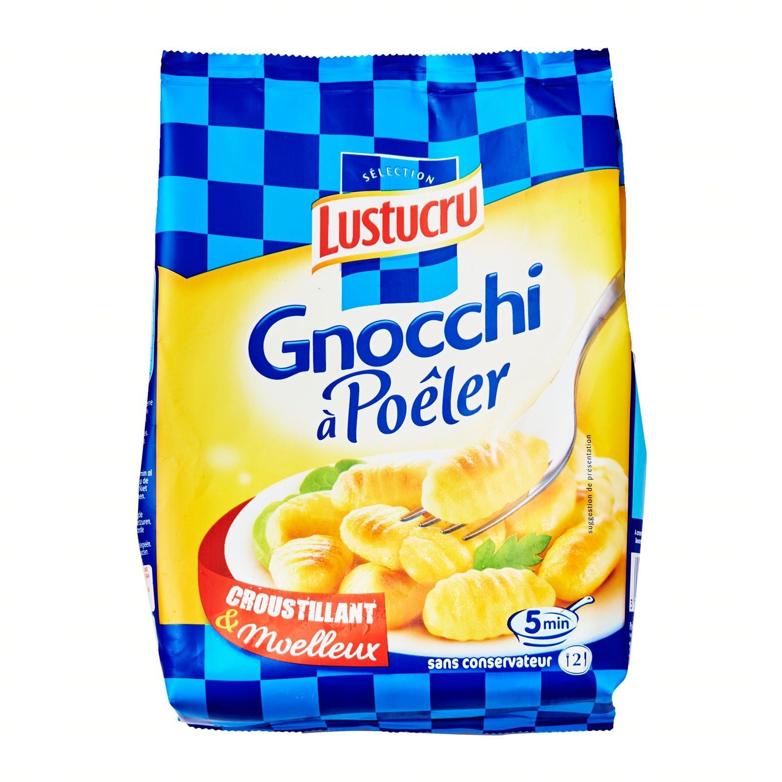 Lustucru Gnocchi For Frying - By Le Petit Depot By Redmart.
