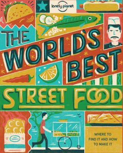 Worlds Best Street Food mini (Lonely Planet)