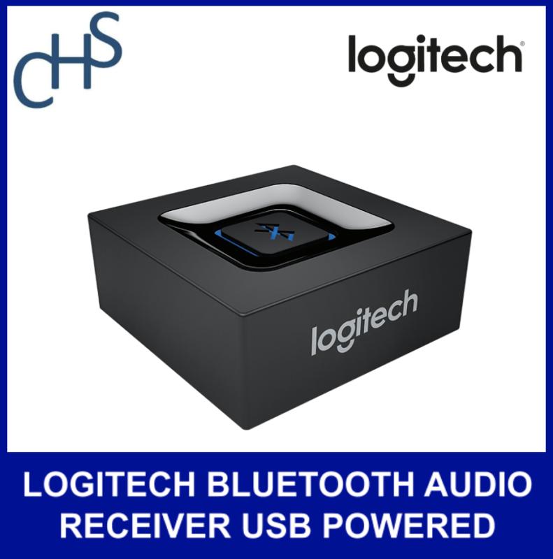 (Original) LOGITECH BLUETOOTH AUDIO RECEIVER USB POWERED (1Y) | Multipoint Bluetooth | 15 meter sight range | 1 year warranty Singapore