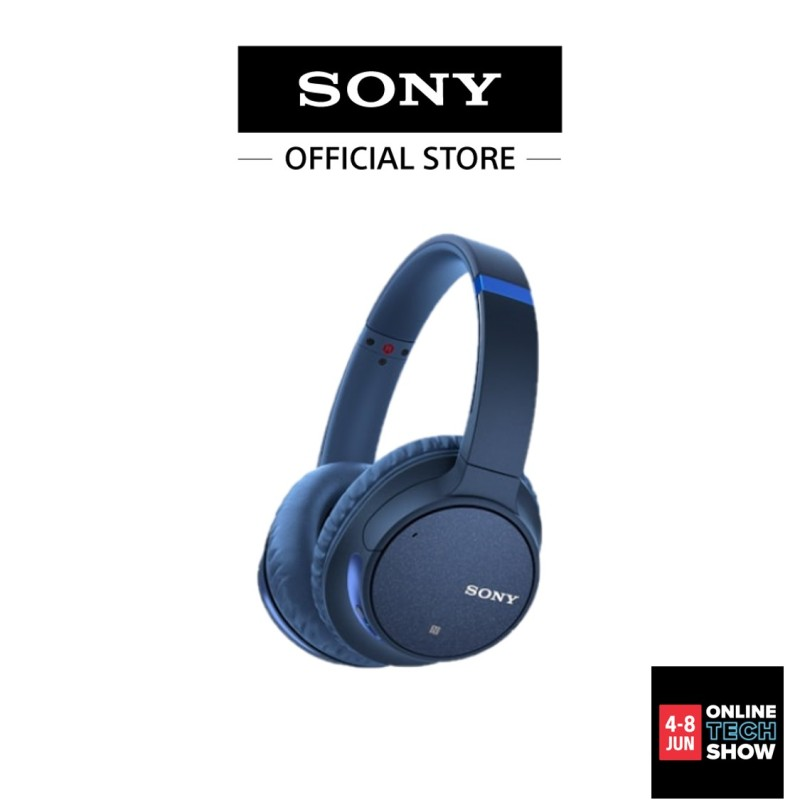 Sony Singapore WH-CH700N Wireless Noise Cancelling Headphone Singapore