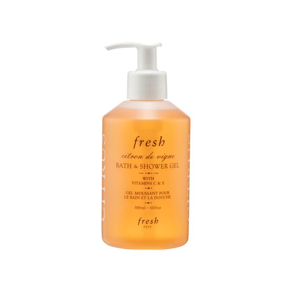 Buy Fresh Sugar Lemon Bath & Shower Gel 300ml Singapore