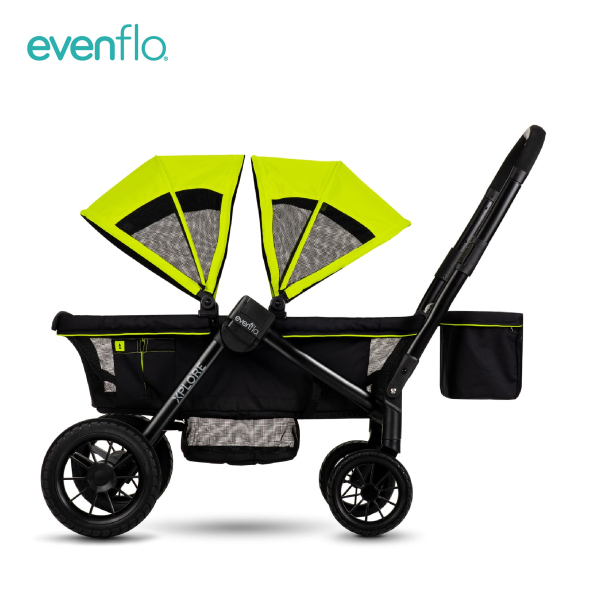 EvenFlo Pivot Xplore All-Terrain Stroller Wagon (1 Year Local Warranty) Singapore