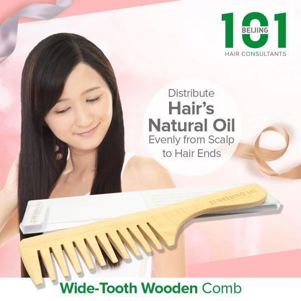 Buy Beijing 101 Wide-Tooth Wooden Comb Singapore