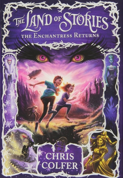 Land Of Stories 2: The Enchantress Returns / English Young Adult Books / (9780316201551)