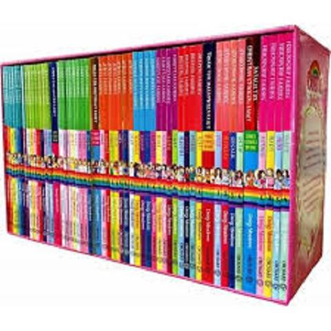 A Year of Rainbow Magic 52 Books Collection