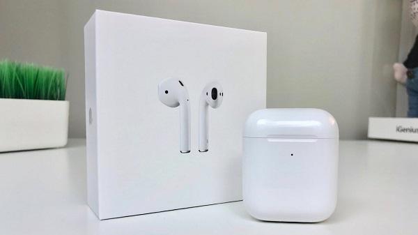 Air Pods AppIe Wireless Earphones White (1 Year Warranty) Singapore