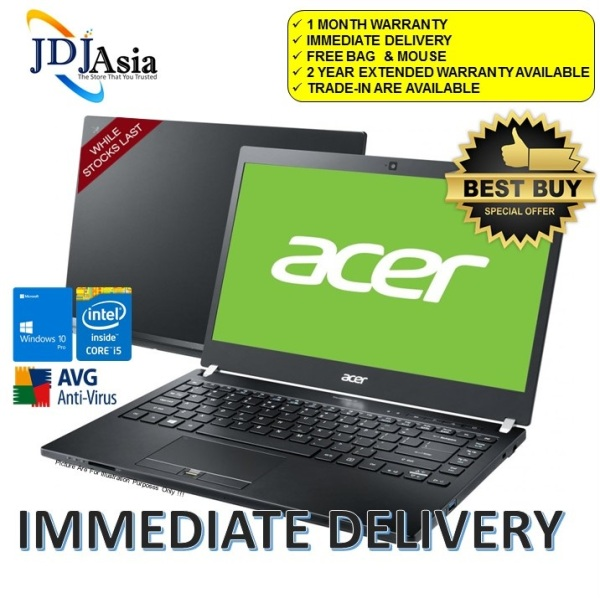 IMMEDIATE DELIVERY [Refurbished] Acer 14 inch TravelMate P645 i5-4200u Ultrabook laptop 8gb-500gb-win10-12mth warranty