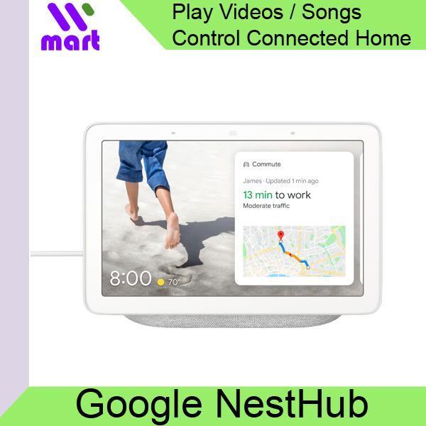 (Singapore Spec) Google Nest Hub - Digital Picture Frame (NestHub) Singapore